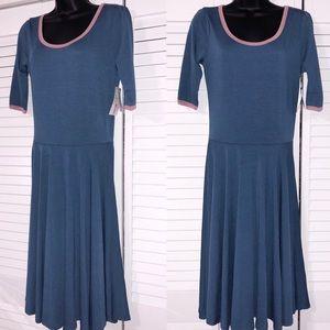 LuLaroe Nicole Ringer dress